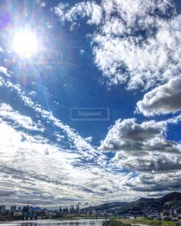 青い空の写真・画像素材[819795]