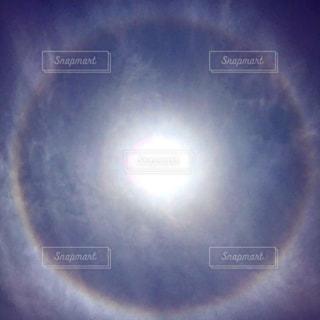 ハロ現象の写真・画像素材[822522]