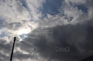 空の雲の写真・画像素材[999914]