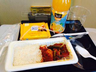 機内食の写真・画像素材[866909]