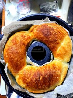 手作りパンの写真・画像素材[2618005]
