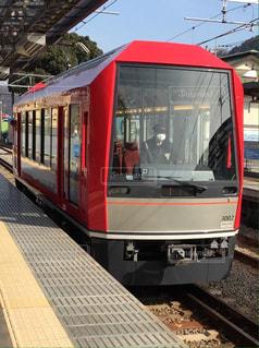 箱根登山鉄道の写真・画像素材[330691]