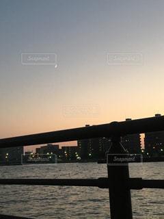 夕焼けの写真・画像素材[333020]