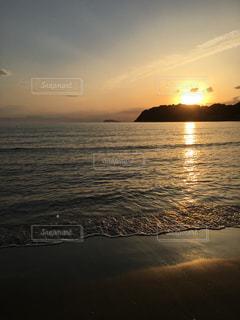 夕日の写真・画像素材[569570]