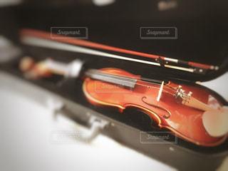 バイオリンの写真・画像素材[376953]