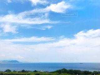 青い空と瀬戸内海♪の写真・画像素材[2393347]