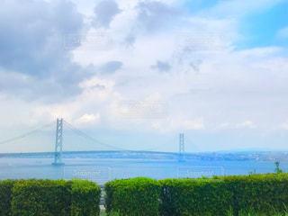 明石海峡大橋♪の写真・画像素材[2393348]