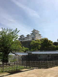 姫路城の写真・画像素材[337033]