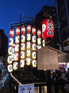 祇園祭の写真・画像素材[1593085]