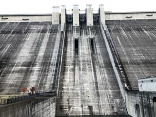滝沢ダムの写真・画像素材[1607889]