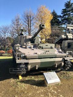 74式戦車の写真・画像素材[1675870]