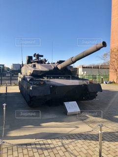 ト10式戦車の写真・画像素材[1675872]