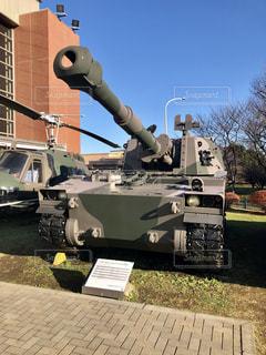 75式戦車の写真・画像素材[1675873]