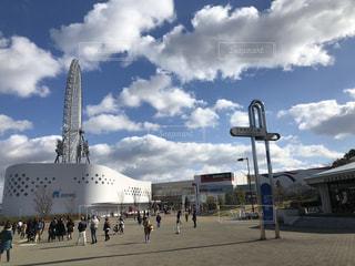 EXPO CITYの写真・画像素材[1690238]