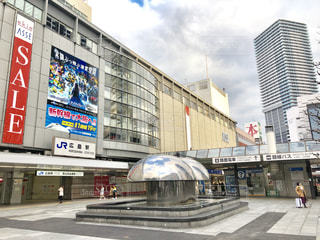 広島駅の写真・画像素材[1698907]