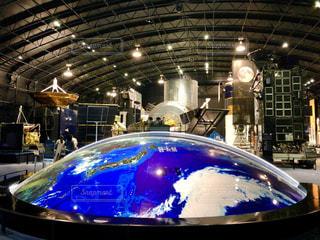 筑波宇宙センター スペースドームの写真・画像素材[2116113]