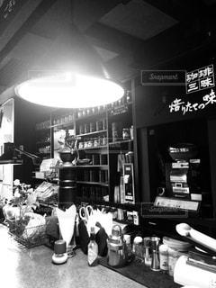 珈琲店の写真・画像素材[2255214]