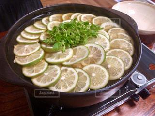 レモン鍋の写真・画像素材[2358311]