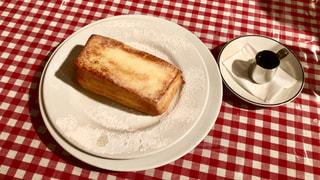 フレンチトーストの写真・画像素材[2407035]