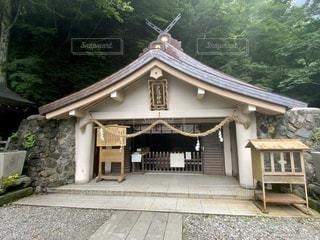 戸隠神社奥社の写真・画像素材[3523590]