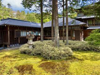 日光田母沢御用邸記念公園の写真・画像素材[4386779]