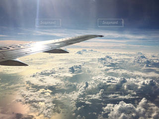 飛行機の写真・画像素材[333005]
