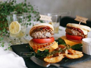 ハンバーガー - No.687060