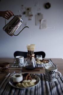 朝ごはんの写真・画像素材[928185]