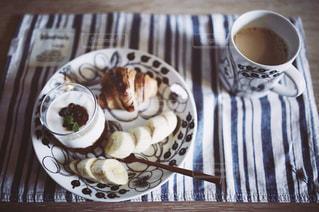 朝食の写真・画像素材[1015301]