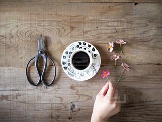 花とコーヒー - No.1145509