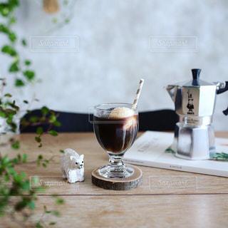 コーヒーフロート頂きます。の写真・画像素材[1369767]