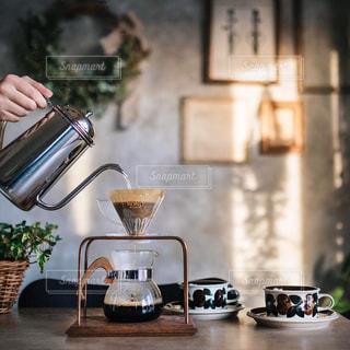 コーヒー タイムの写真・画像素材[1663109]