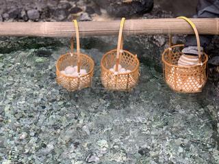 温泉卵の写真・画像素材[1749306]
