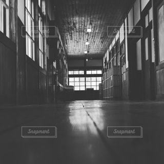 木造校舎の写真・画像素材[1835449]