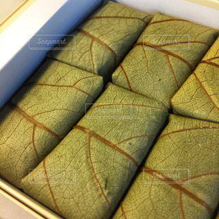 柿の葉寿司の写真・画像素材[1041960]