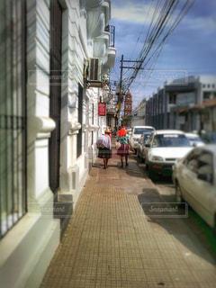街角の写真・画像素材[335113]