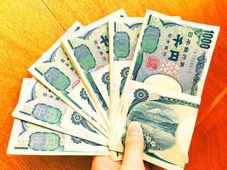 千円札の写真・画像素材[2965266]
