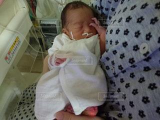 赤ちゃんの写真・画像素材[602520]