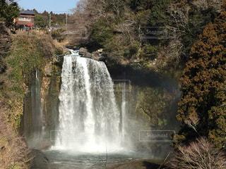 音止めの滝の写真・画像素材[335212]