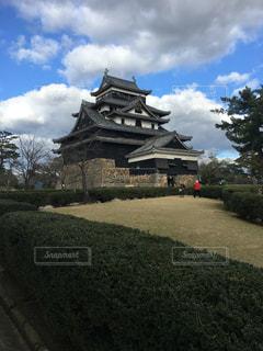 お城の写真・画像素材[335580]