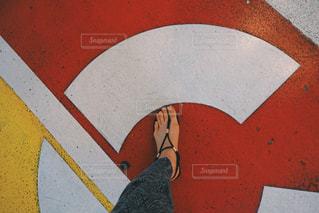 足元の写真・画像素材[335717]