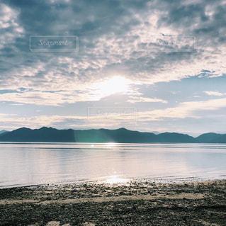 田沢湖の写真・画像素材[1446924]