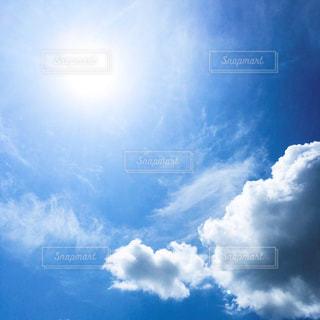 青い空に雲 - No.920458