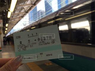 チケットの写真・画像素材[337796]