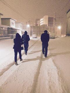 雪の写真・画像素材[338001]