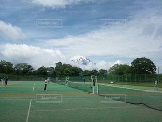 富士山の写真・画像素材[417470]