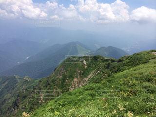 山の写真・画像素材[380129]
