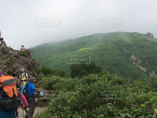 山の写真・画像素材[380135]
