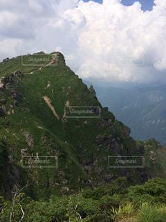 山の写真・画像素材[380189]