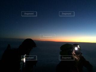 富士山の写真・画像素材[380413]